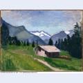 Savoy alps 1901