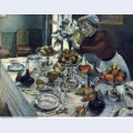 The dinner table 1897
