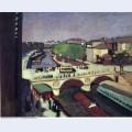 The pont saint michel 1900