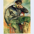 The young sailor i 1906