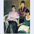 Three sisters 1917