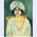 Woman in turban lorette 1917