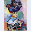 Woman with hat 1905
