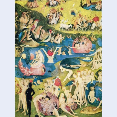 The garden of earthly delights 3