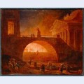 The fire of rome july ad