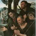 Portinari triptych detail 3