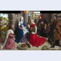 The adoration of the kings monforte altar