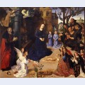 The portinari tryptich middle panel