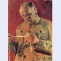 Portrait of n p gorbunov