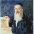 Portrait of s churakov