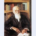 Portrait of the academician alexei nikolaevish bach