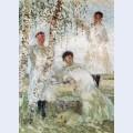 Under birches 2