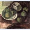 Green quinces
