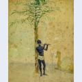 African motiff