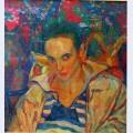 Portrait of lola schmierer roth