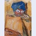 Zanzibar lady