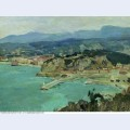 At the lake como italy 1894