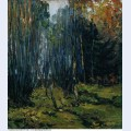 Autumn forest 1899