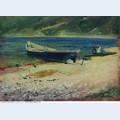 Boat on the coast