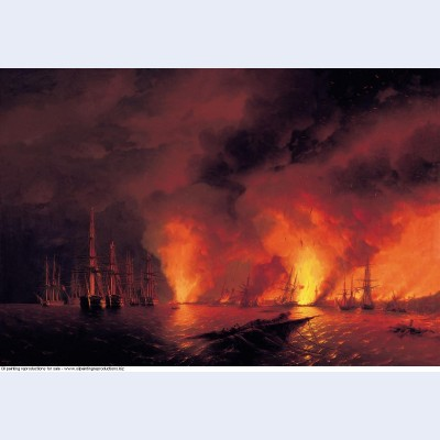 Battle of sinop 1853