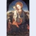 The madonna of humility adored by leonello d este