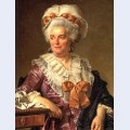 Portrait of madame charles pierre pecoul nee potain mother in law of the artist
