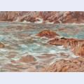Capri seascape