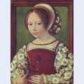A young princess dorothea of denmark