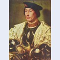Portrait of baudoin of burgundy