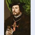 Portrait of francisco de los cobos
