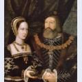 Princess mary tudor and charles brandon duke of suffolk