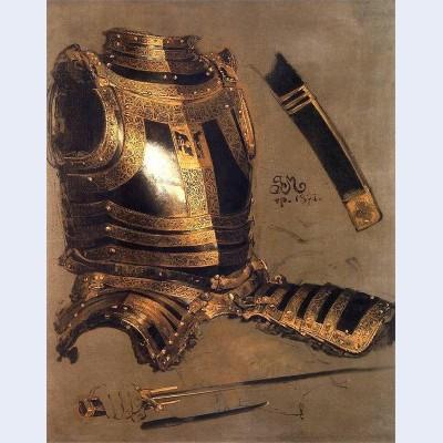 Armor of stefan batory