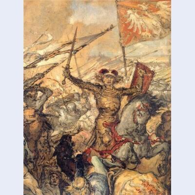 Battle of grunwald detail 7