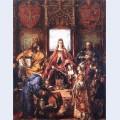 The marriage of jadwiga and jagiello
