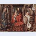 Madonna and child with canon joris van der paele 1436
