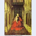 The virgin and child in a church 1437 1