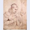 Madame jean auguste dominique ingres born madeleine chapelle i