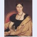 Portrait of madame antonia de vaucay nee de nittis 1807