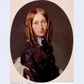 Portrait of madame frederic reiset 1847
