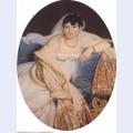 Portrait of madame riviere nee marie francoise jacquette bibiane blot de beauregard