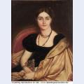 Portrait of mrs devaucay