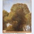 Study of trees 1849