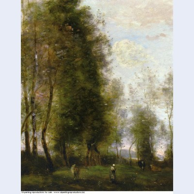 A shady resting place 1873