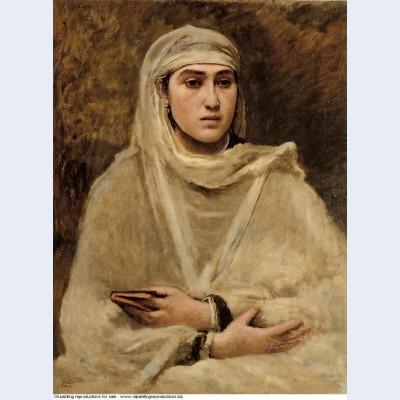 Algerian woman