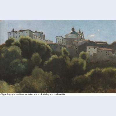 Ariccia palazzo chigi 1826