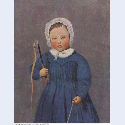 Louis robert as a child 1844
