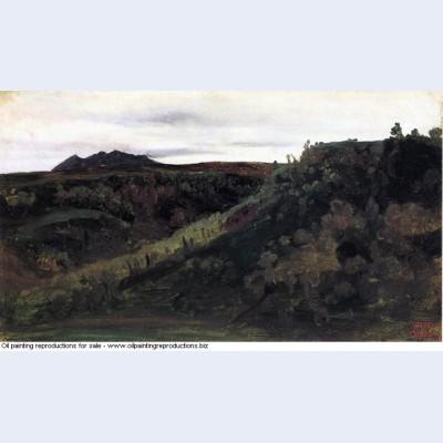 Mount soracte 1827
