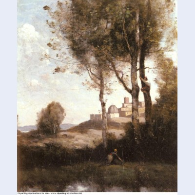 Nest harriers in tuscan 1865
