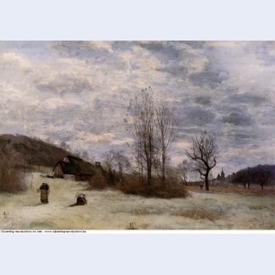 Plains near beauvais
