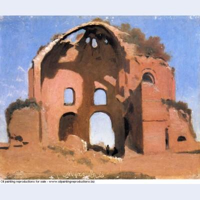 Temple of minerva medica 1826